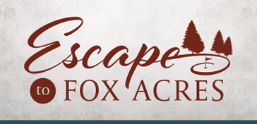 Escape to Fox Acres logo